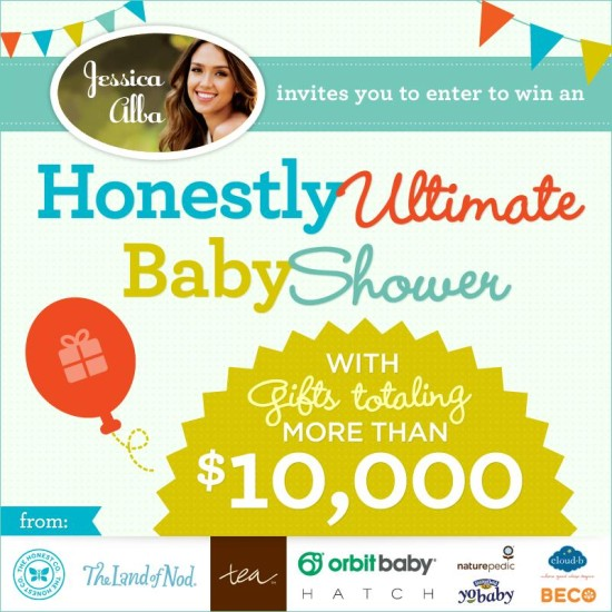 Honestly Ultimate Baby Shower