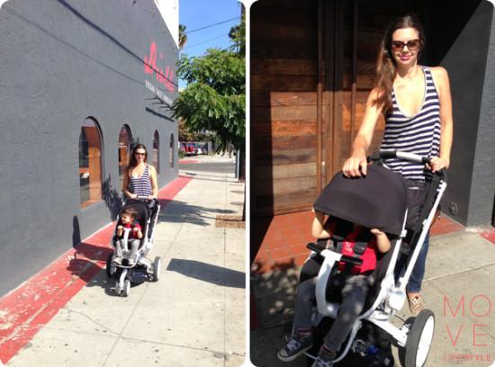 Quinny Moodd Stroller | Silver Lake Mom
